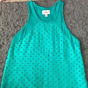 American Eagle Cut-Out Tank
